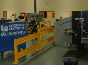 Bormann Brothers - Millwright Services